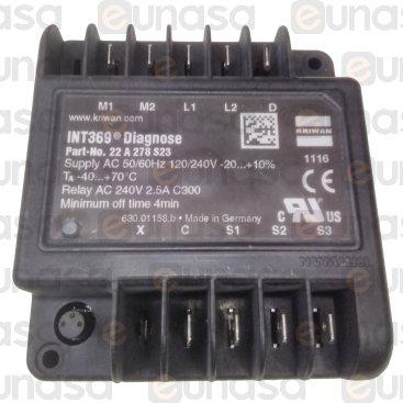 Módulo Control Bristol 120/230V