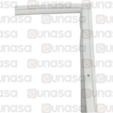 Burlete 825x575mm Pvc Blanco