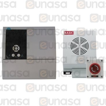 Termostato Digital AKO-16523P + Alarma