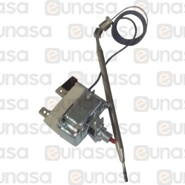 Termostato Seguridad 224ºC 0.5A RF20 SERIE-GK