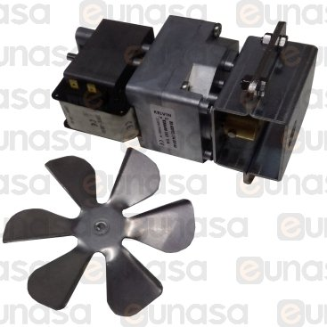 Motor Reductor Completo TXM/40-LC