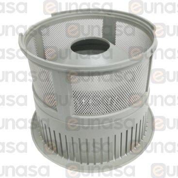 Conjunto Filtro Cuba Ø118x160mm