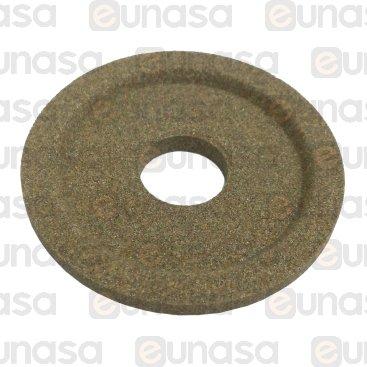 Piedra Afilar Grano Fino Ø51x14.3x7mm