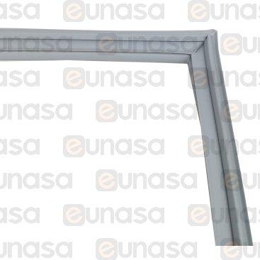 Burlete 1695x545mm Encastre Gris