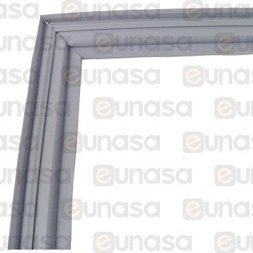 Burlete 1505x700mm Pvc Gris