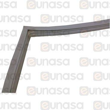 Burlete Puerta 1239x523mm Armario Congelación