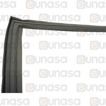 Burlete 745x570mm Pvc Gris