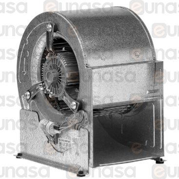 Ventilador Centrífugo 12/12 1 1/2CV 3F 50Hz