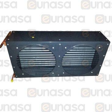 Condenser 14x3 6340W 2x300mm