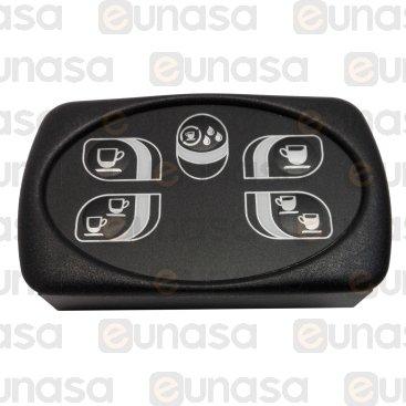 Electronic Button Panel  Zircon