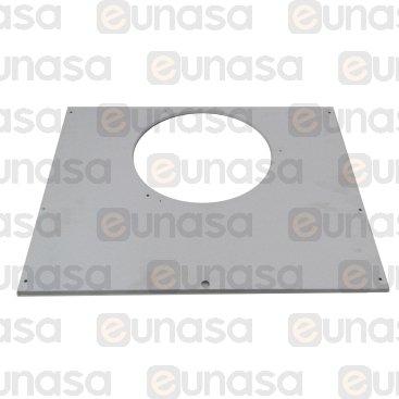Panel Ventilador 566x463 Blanco