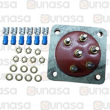 Tapa Terminales K-L-LR-VLR Compresor 10XGK40