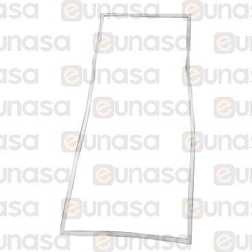 Burlete 1714x752mm Pvc Blanco