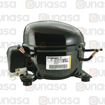 Compresor EMT36HLP R-134a 1/10HP 230V