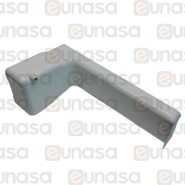 Cubeta Agua 488x250x157mm Fabricador Hielo