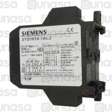 Contactor 16 A230V 3NO/1NO AC3 400V 4kW 8.4A