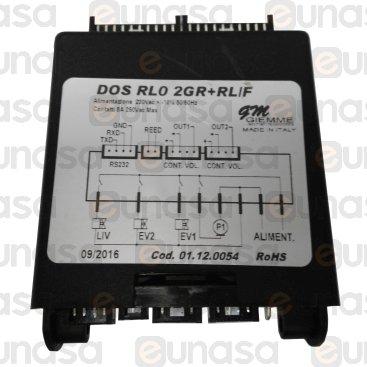 2 Groups Electronic Box NEW/EK 230V