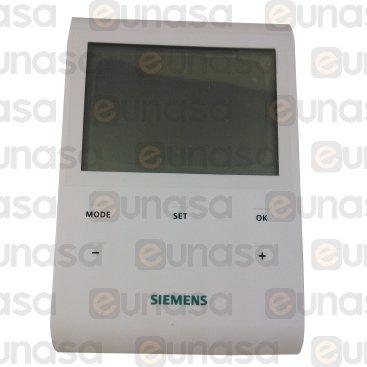 Termostato Climatización RDE100.1 +5/+35ºC