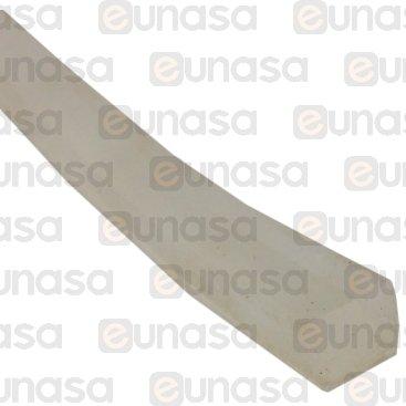 Burlete Silicona 315mm