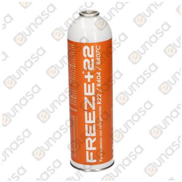 Refrigerant Gas Organic 100% FREEZE+22 1000ml