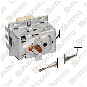 Termostato Seguridad 220°C 3NC 20A