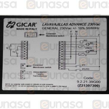 Electronic Box 230V Ac 50/60Hz 5rel Ul