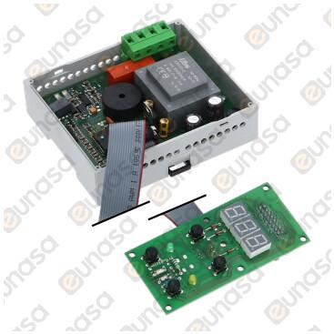 Display Placa Electrónica 113x45mm
