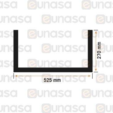 Burlete Horno 525x270mm