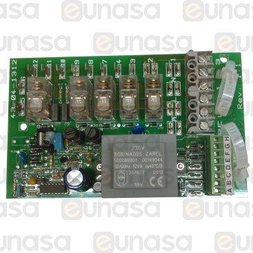 Placa Electrónica Aire Acondicionado Sne 2BK