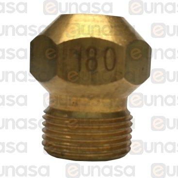 Inyector 14/100 D180 Gn