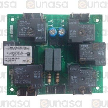 Placa Electrónica 230V 120x100mm