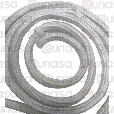 Junta De Fibra De Vidrio 12x12mm 3 Metros