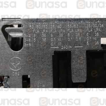 Termostato -7.8/-32.5ºC Capilar 2300mm