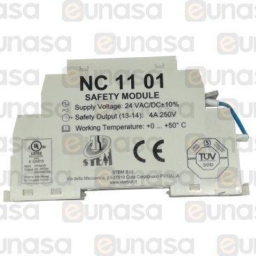 Modulo Di Controllo Di Sicurezza NC11 01 24VA