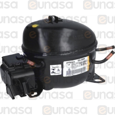 Compresor 230V 50/60Hz 1/12HP R-134 EMIE30HER