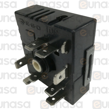 Regulador Energia 230V 13A Doble Rotación
