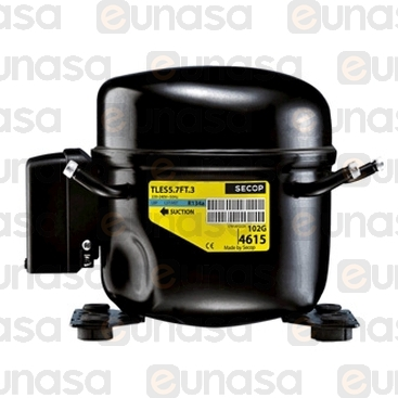 Compresor TL4CN R-290 1/5 Hp 230V 50Hz