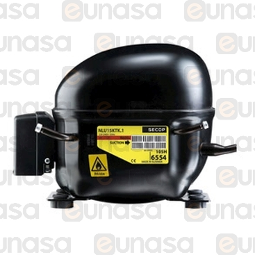 Compressor NL7CN R-290 1/3 Hp 230V 50Hz