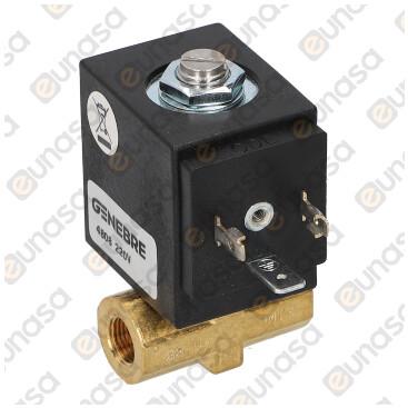 Electrovalvula 2 Vias 230V 1/8x1/8