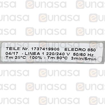Aquastop Valve Kit 230V 50Hz 10bar 90°C