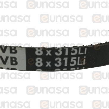 Trapezoid Slicer Belt Fo 8x315Li