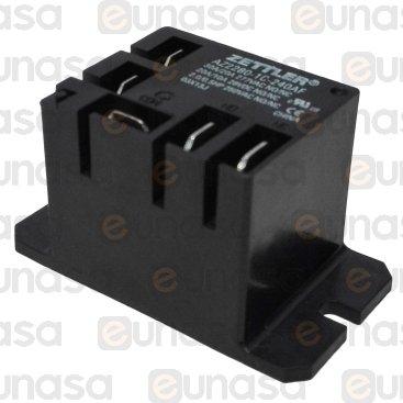 Power Relay 230V 30A 1NO/1NC Zettler