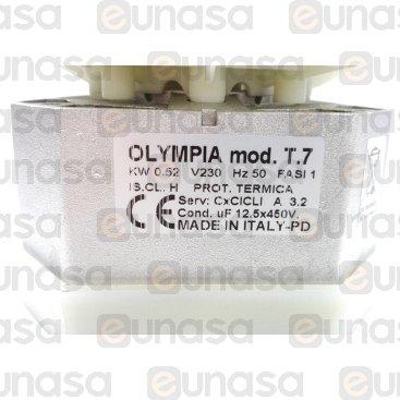 Bomba Lavado 230V 0.70HP GS45/50 9U 31U