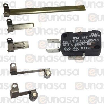 Micro Interrupteur 16A 230V