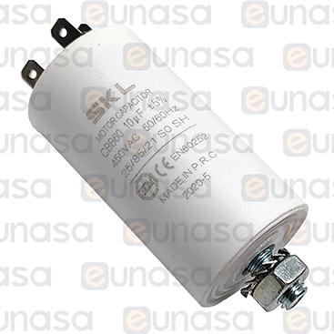 Condensatore 10µF 450V
