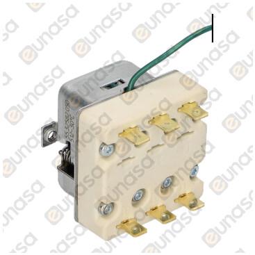 Termostato Seguridad HORNO-PIZZA 500ºC TRIF.