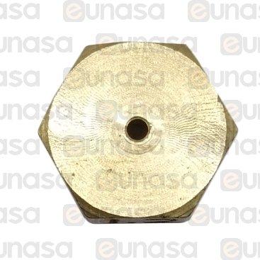 Inyector  Ø1,2mm Glp M8x1