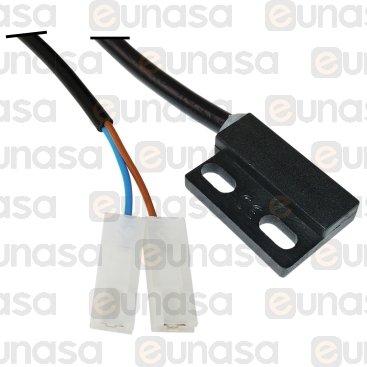 Sensor Magnético 230V Ac 0.04A 1NO 10W