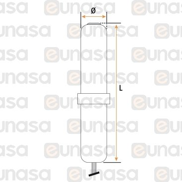 Bujia Encendido 6.5x55mm Con Cable 600mm