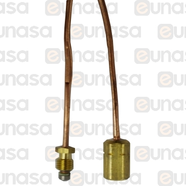 Alargo Termopar M9x1mm M-H L=600mm